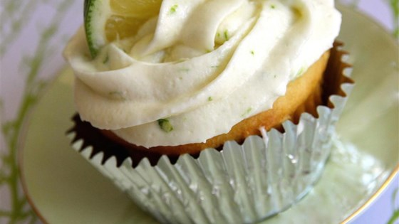 Photo of Key Lime Cupcakes by Penelope