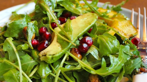 Photo of Roasted Acorn Squash Salad by sabrinabean7