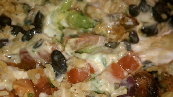 Photo of Southwestern Chicken and Rice Casserole by Campbell's Kitchen
