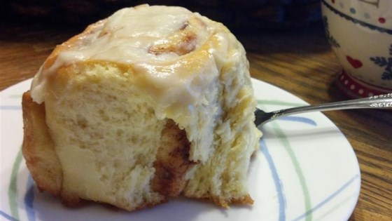 Best Ever Cinnamon Buns Recipe