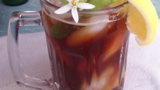 Don's Simple Sweet Tea