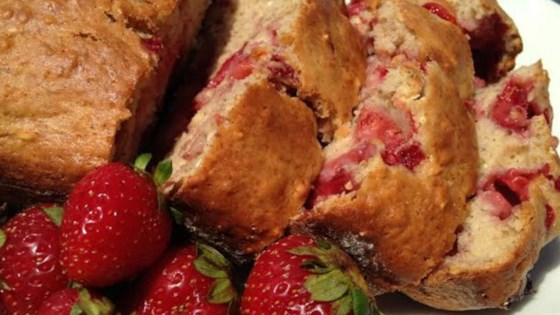 Photo of Banana Strawberry Oat Bread by dramacatz