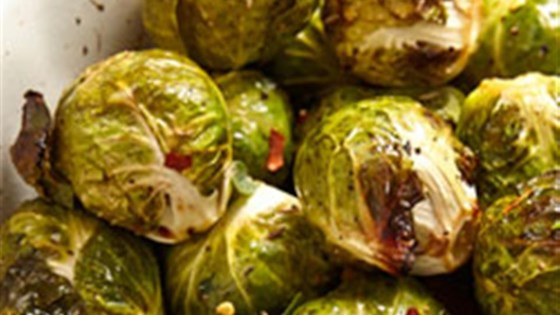 Photo of Roasted Brined Brussels Sprouts by Kikkoman