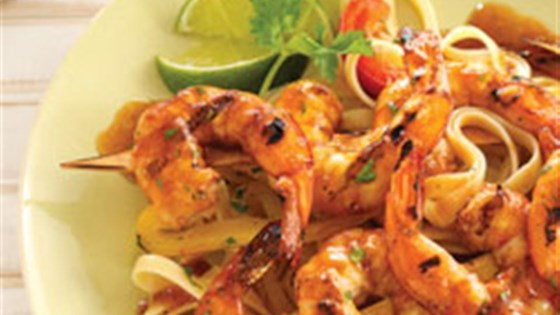 Photo of Sizzling Citrus Shrimp Marinade by Kikkoman