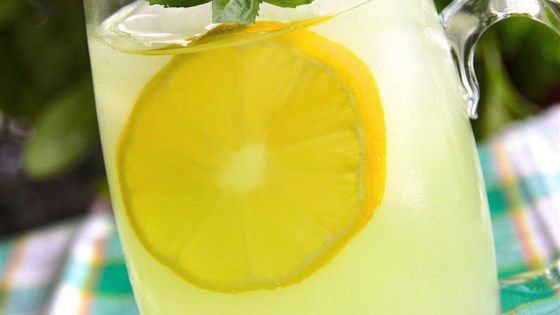 Photo of Basil Lemonade by Carolyn