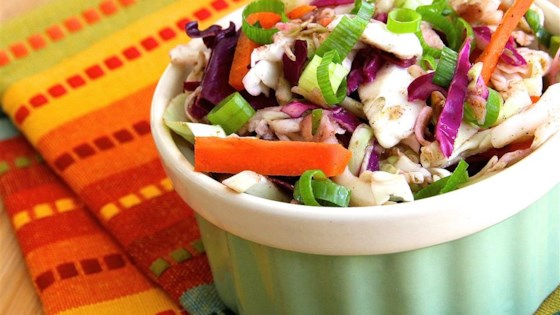 Photo of Tangy Southwest Coleslaw by ZACHBENMOM