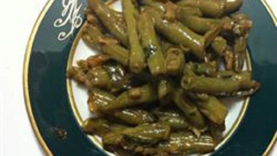 Photo of Awesome Green Beans with Kale by Sherylynn Booth