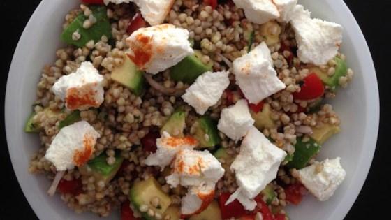 Photo of Gluten-Free Buckwheat Avocado Salad by Buckwheat Queen