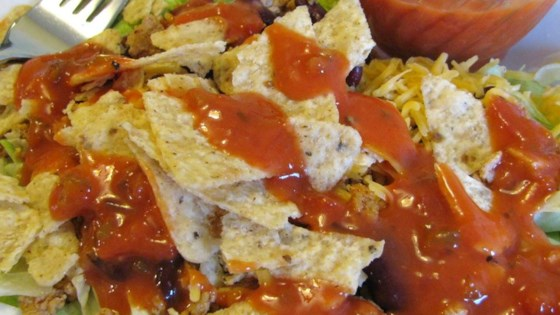 Photo of Mexican Chip Salad by Jamie