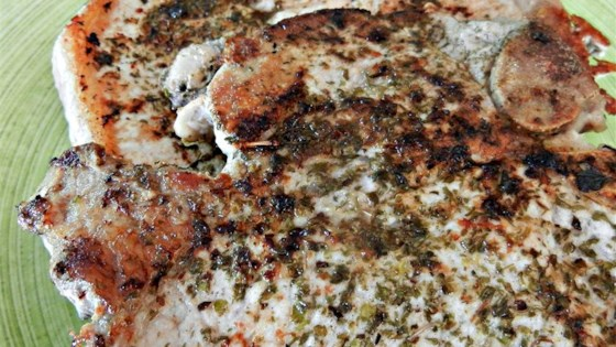 Photo of Herbed Pork Chops with Homemade Rub by eatnlight