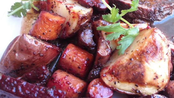 Photo of Perfectly Roasted Vegetable by MalsGTown