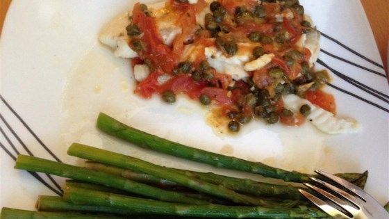 Easy tilapia recipe allrecipes photo of easy tilapia by elizabeth forumfinder Image collections