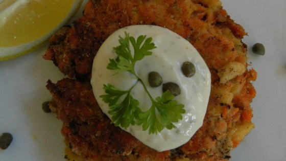 Photo of Chef John's Salmon Cakes  by Chef John