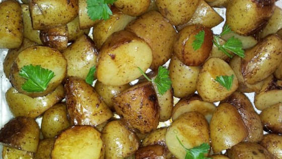 Photo of Balsamic Grilled Baby Potatoes by CanadianCook