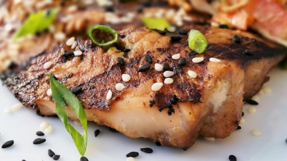 Sesame Grilled Salmon Recipe - Allrecipes.com
