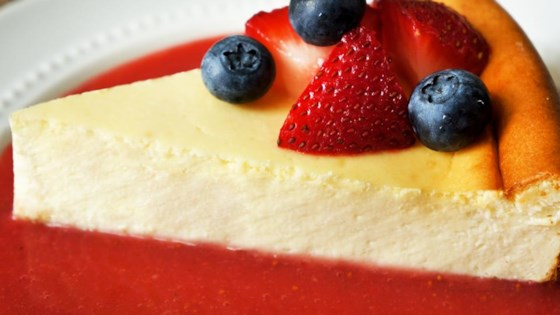 Photo of New York-Style Cheesecake by Chef John