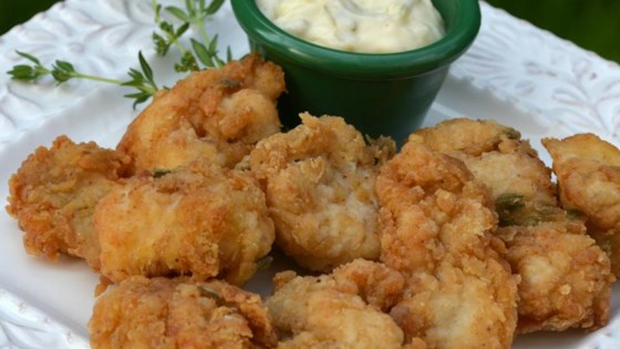 Photo of Fried Catfish Nuggets by rachel