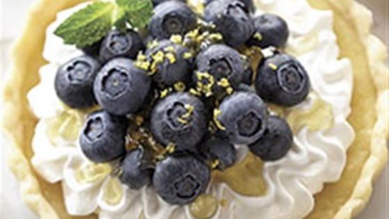 Lemon Blueberry Tartlets
