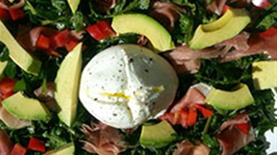 Photo of Avocado Burrata Salad by Avocados from Mexico