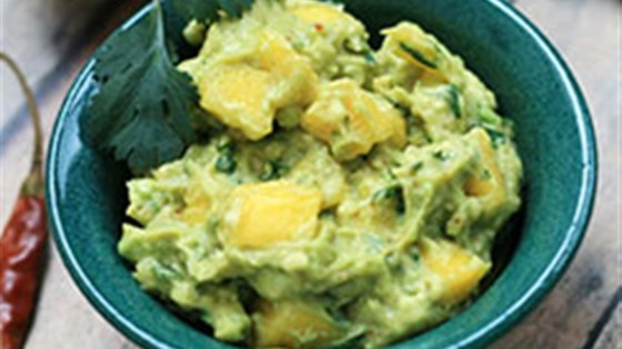 Photo of Mango Chipotle Guacamole by Avocados from Mexico