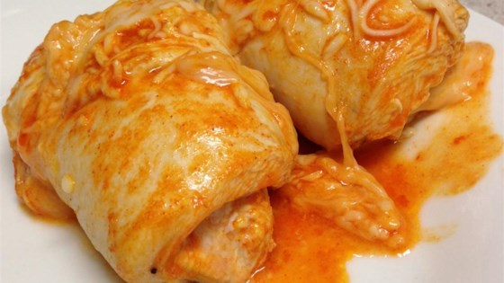 Photo of Buffalo Chicken Rolls by LKNLakeLife.com