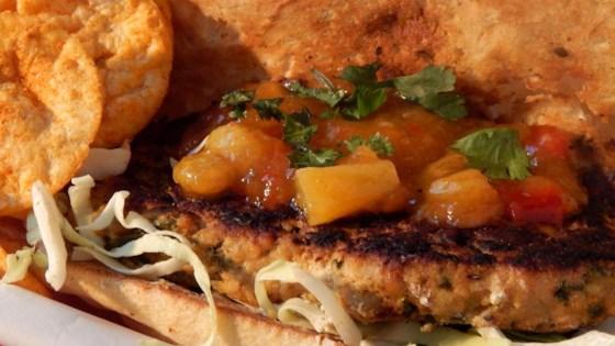 Photo of Tandoori Chicken Burgers by Dina