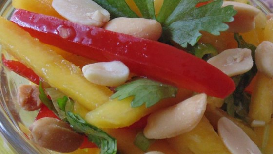 Photo of Easy Mango Salad by Margaret Wilson