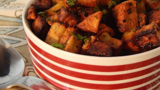 Photo of Indian Curry Potato Fries by Patricia