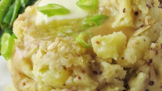 Photo of Mustard Mashed Potatoes by TaraR