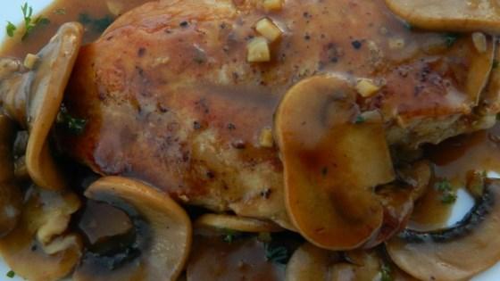 Photo of Chef John's Chicken Marsala  by Chef John