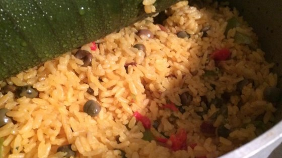 Photo of Easy Arroz con Gandules by Valerie