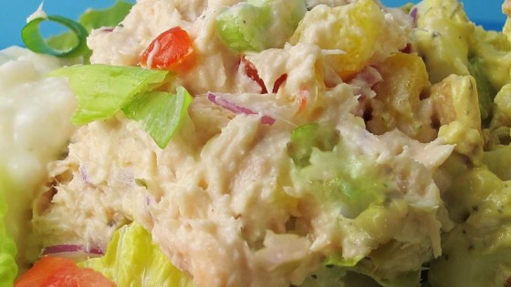 Photo of Creamy and Crunchy Tuna Salad Supreme by Joan Newman