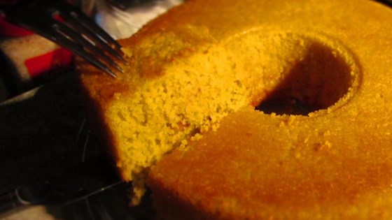 Photo of Sweet Cornmeal Cake Brazilian-Style by VickyLondres