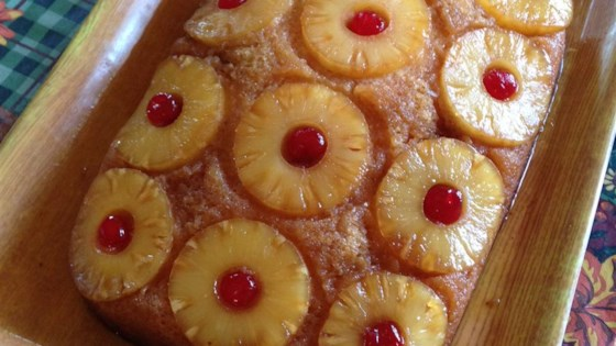 Photo of Pineapple Upside-Down Cake V by Donna