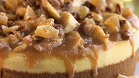 Photo of Apple Butter Cardamom Cheesecake by Dickinson's
