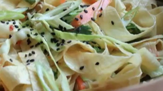 Photo of Yuba Noodle Salad by Chef John