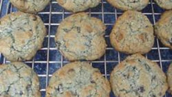 Photo of Blueberry Oatmeal Chocolate Chip Cookies by Cheerios