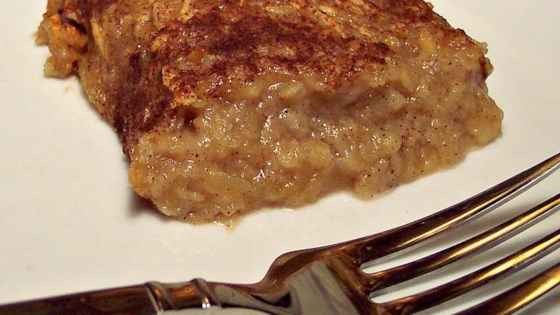 Photo of Apple-Cinnamon Farfel Kugel by NIBLETS