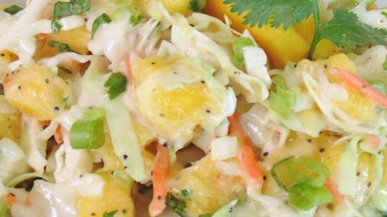 Photo of Mango Cilantro Slaw by Randy Warner