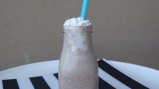 Neapolitan Malted Milkshake