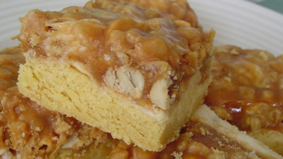 Photo of Peanut Candy Bar Cake by Suzanne Stull