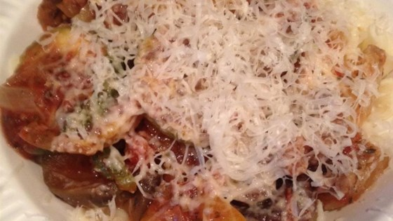 Photo of Slow Cooker Ratatouille with Sausage by Lisa Edmundson-Hacker