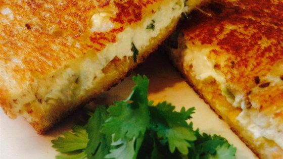 Photo of Jalapeno Popper Grilled Cheese Sandwich by BrandyE