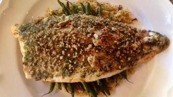 Photo of Pecan-Crusted Trout by Devin