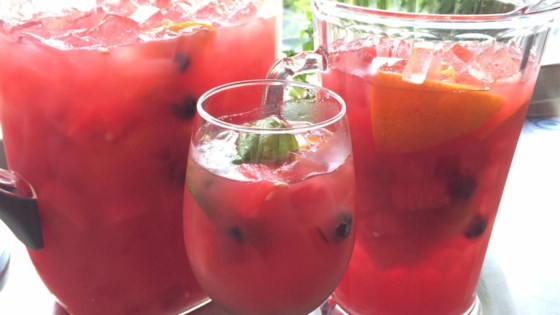 Photo of Watermelon Sangria by bewitched