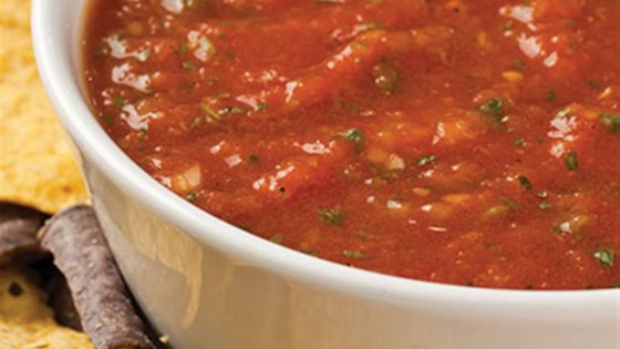Photo of Fiery Red Salsa by Oster® Versa®
