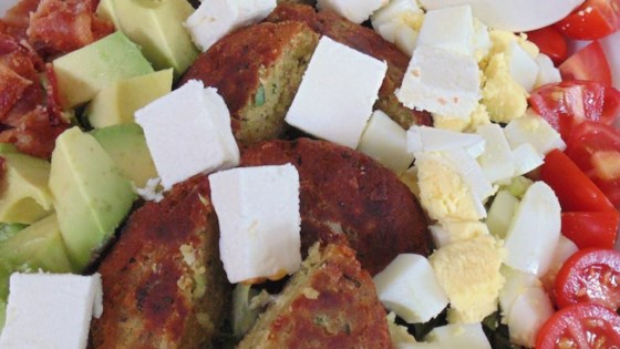 Photo of Falafel Cobb Salad by Jenn T.