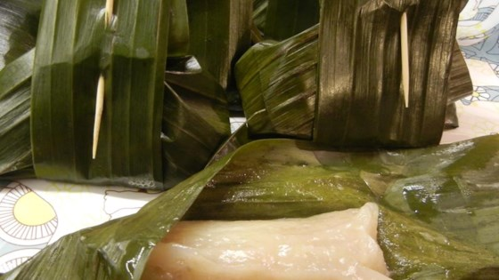 Photo of Thai Steamed Banana Cake by wiley