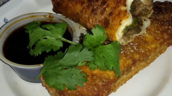 Photo of Bekki's Mexican Egg Rolls  by ChefsFriend