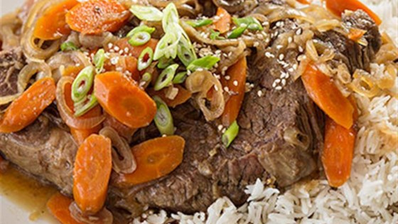Photo of Asian-Style Pot Roast by Reynolds Kitchens®